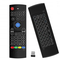 5 x Android TV Box Wireless Remote Control Keyboard Air Mouse 2.4ghz