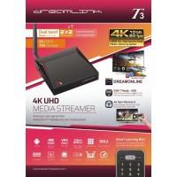 5 x Retail Box DREAMLINK T3 Ultimate 4K UHD 2GB DDR4 + 16GB